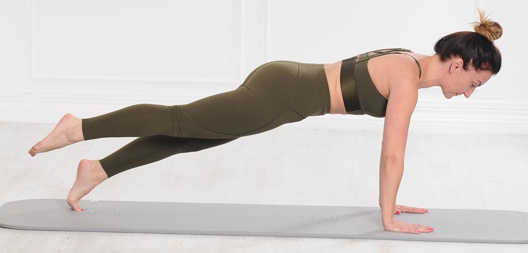 Dina Pilates gyakorlat