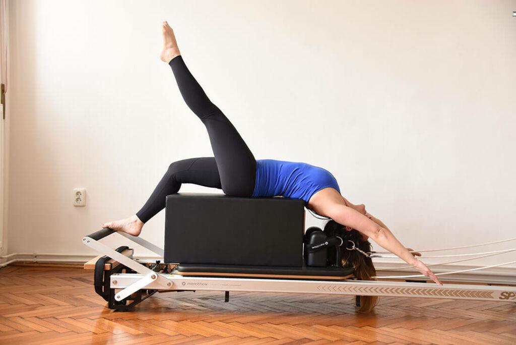 Egyéni Pilates óra online is