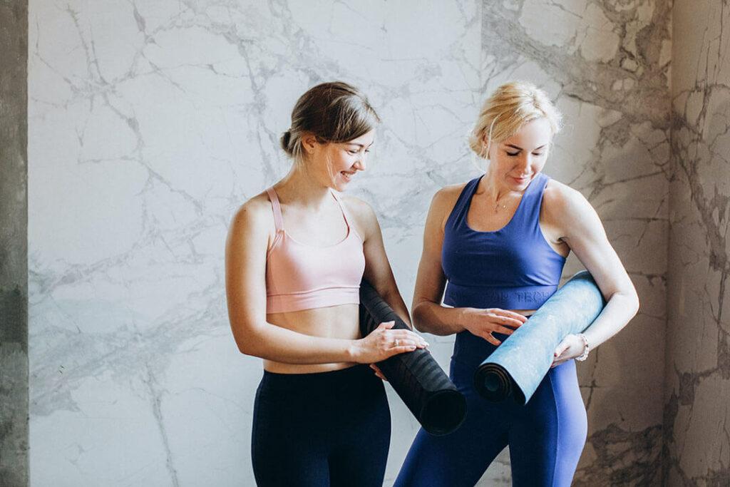 Mire számíts az első Pilates órán