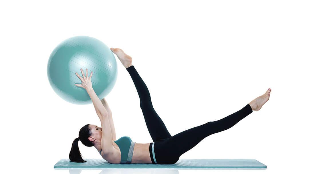 Dinas Pilates Studio talaj gyakorlat